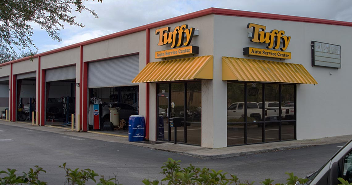 Tuffy St Cloud